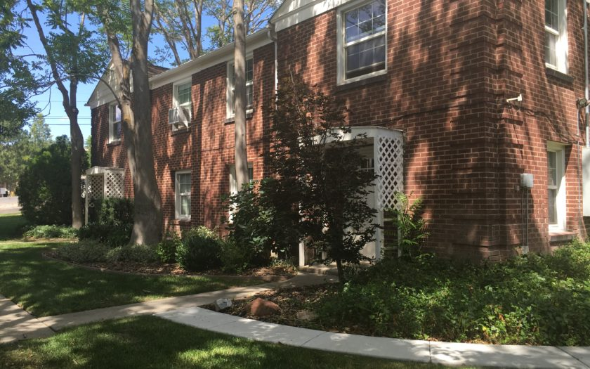 Older Apartment Investment Property