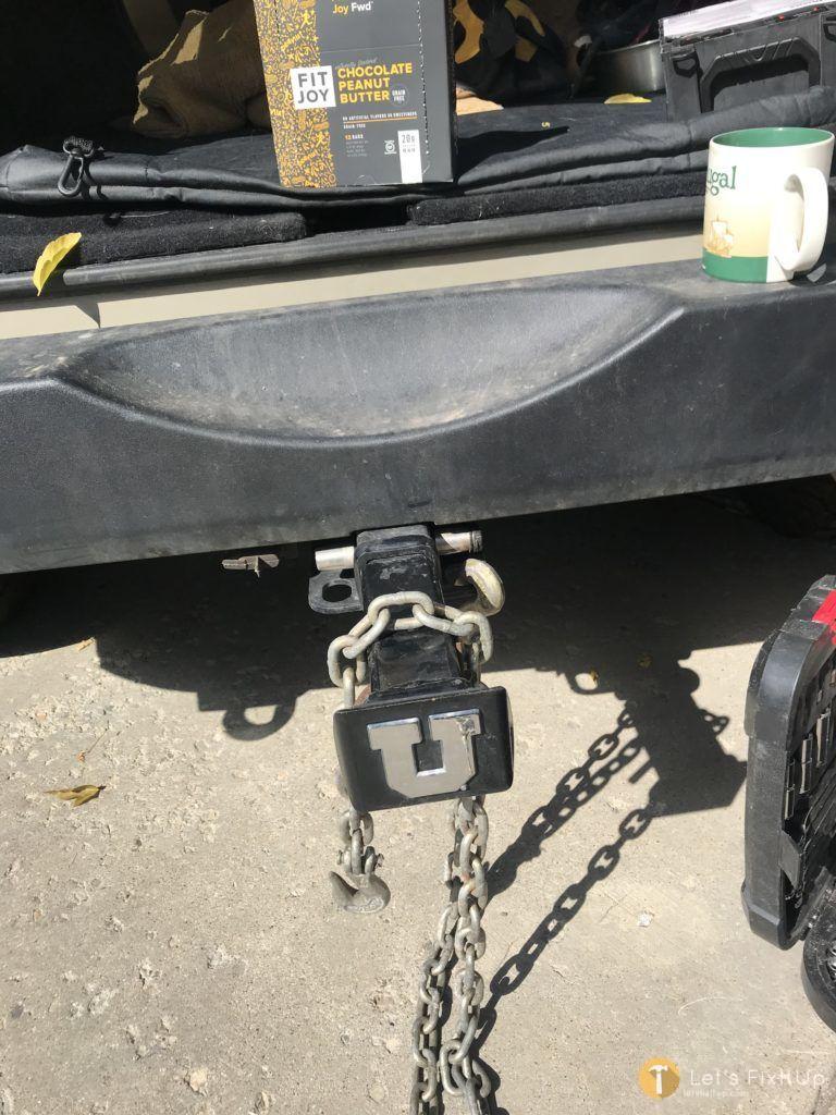 car tow strap