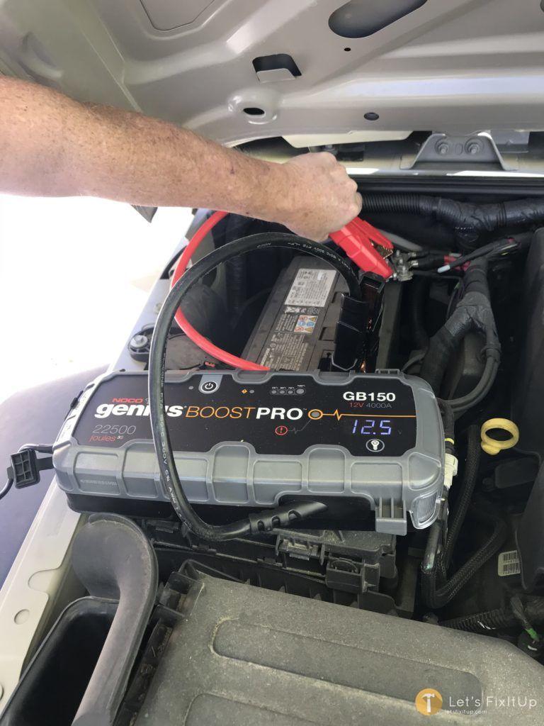 car jump starter pack